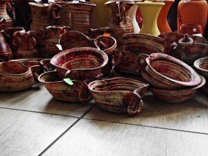 Pottery in Oltenia