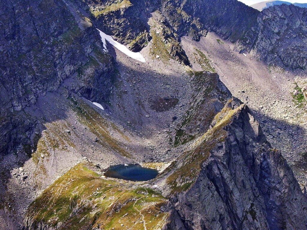 romania glacial lakes