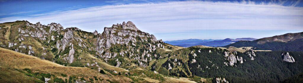 Ciucas mountains