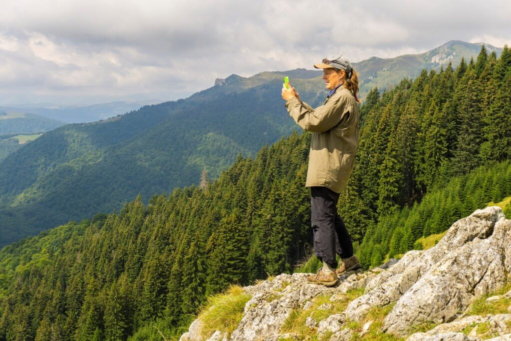 hiking in romania - private guide romania