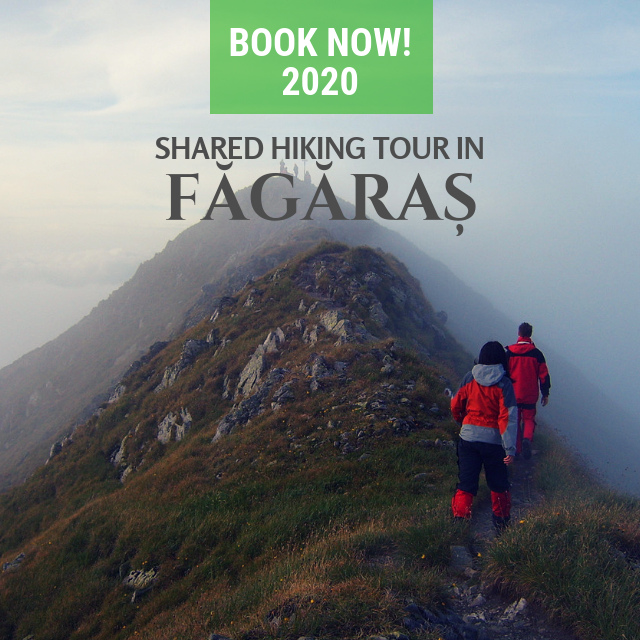 Hiking tour Fagaras Romania