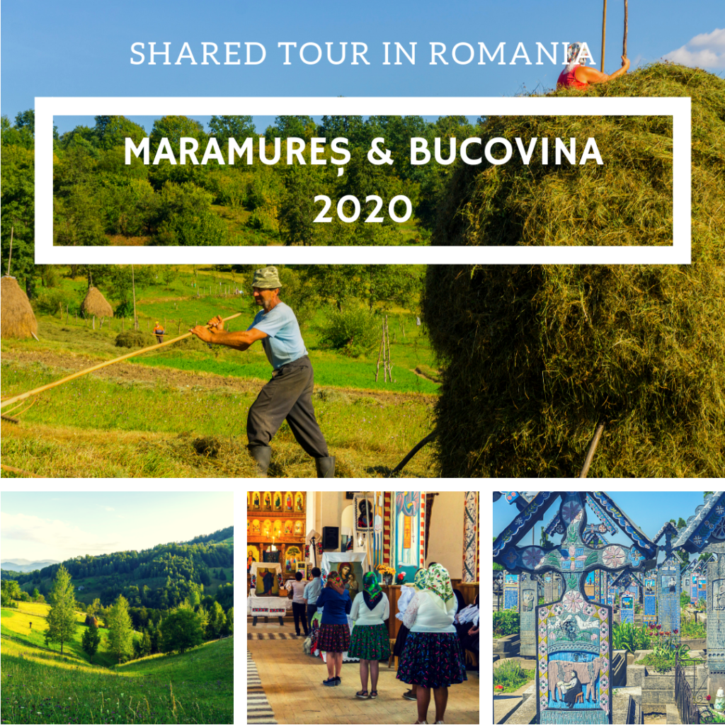 Maramures and Bucovina guided tours in Romania
