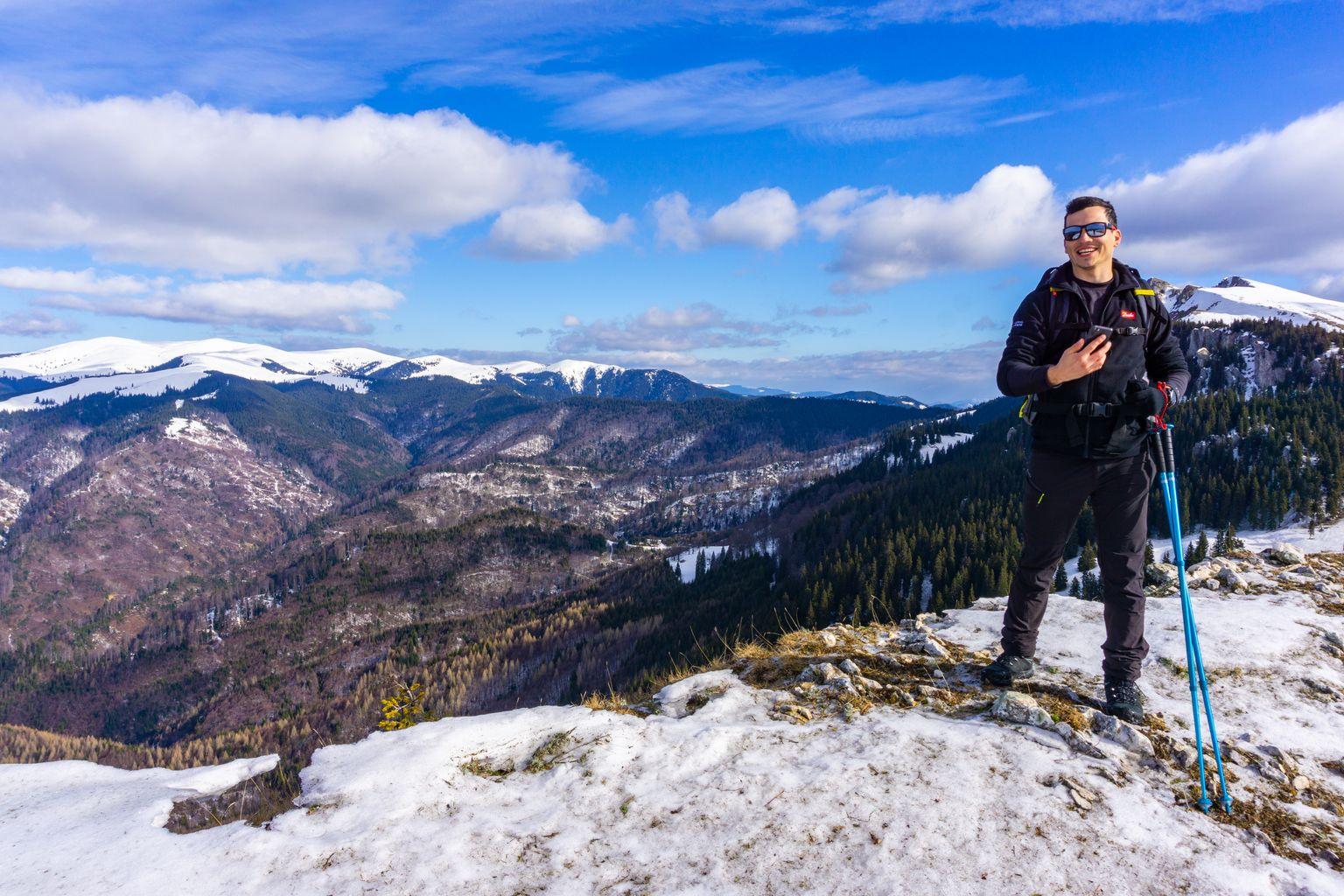 hiking tours Romania