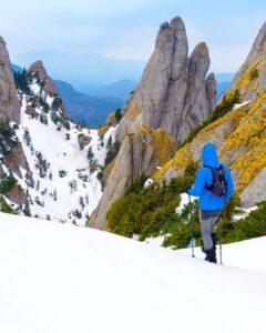 Hiking guide romania