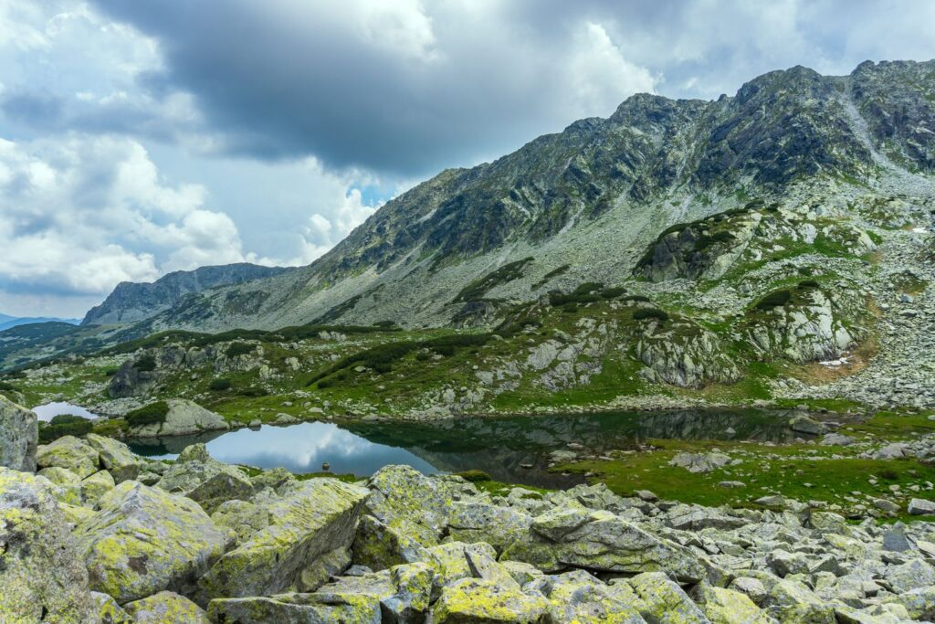 Glacial lakes in Romania